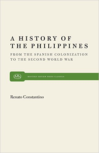 A History Of The Philippines From The Spanish